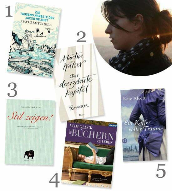 Unsere Highlights der Frankfurter Buchmesse: Vom Glück mit Büchern zu Leben, Martin Walser, Kate Alcott