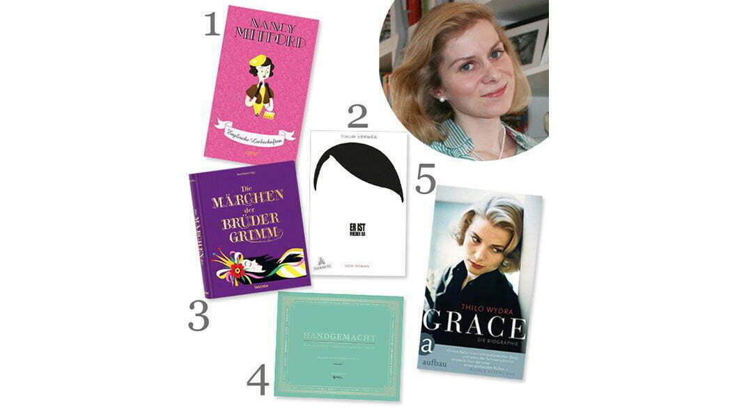 Unsere Highlights der Frankfurter Buchmesse: Nancy Mitford, Grace und Handgemacht