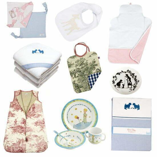 Stilvolle Geschenke zur Geburt