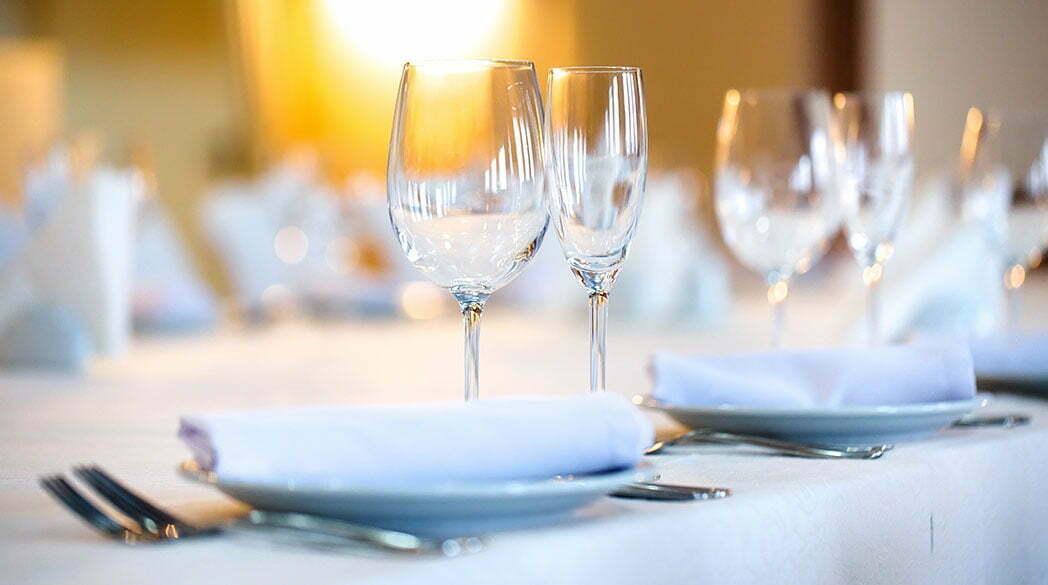 Die 5 Elemente eines stilvollen Restaurantbesuchs
