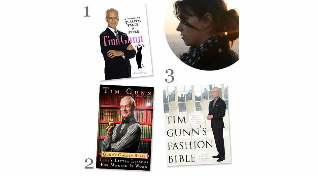 Luna liest: Bücher von Tim Gunn