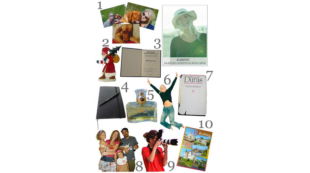 Sabines Love-List: 10 Dinge, die mich glücklich machen