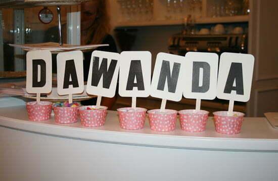 Dawanda-Bloggertreffen im Café Lotti