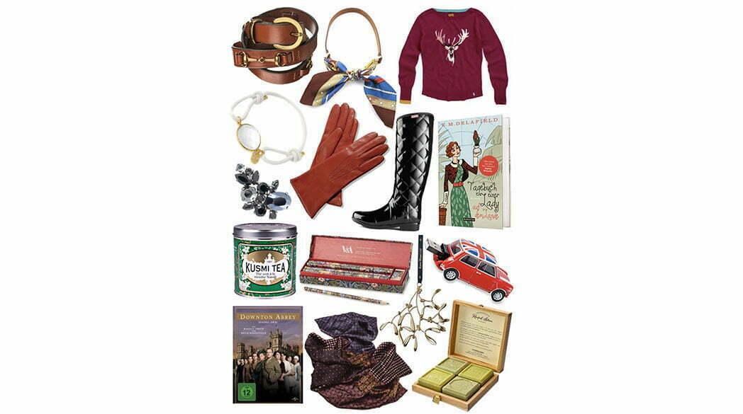 Weihnachten 2012: Unsere Geschenkideen für die Lady
