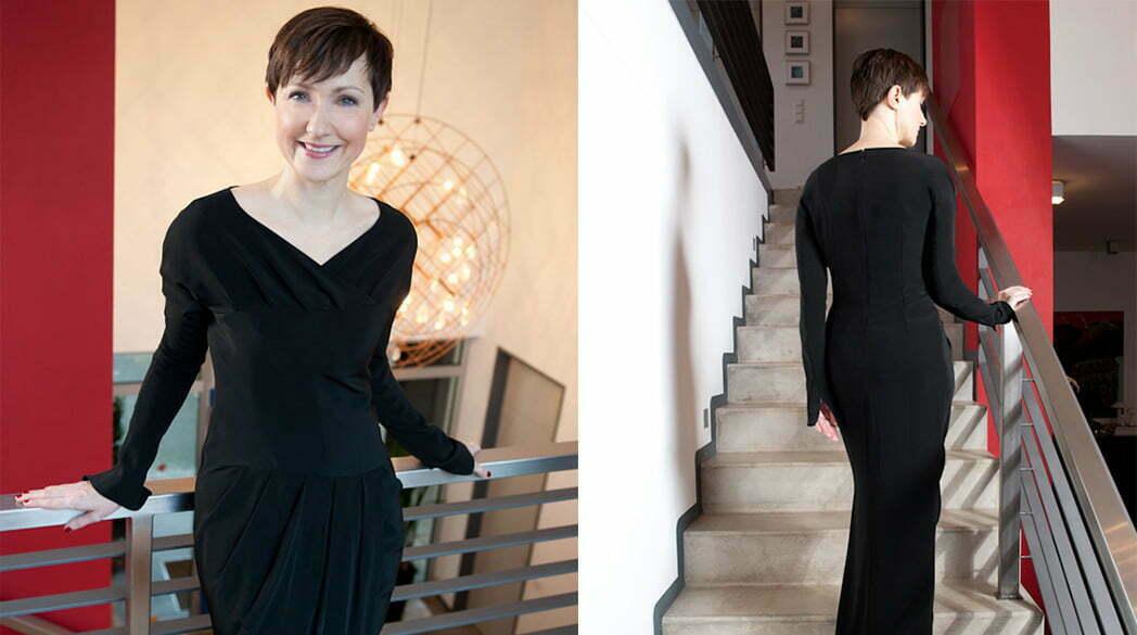 Sybilles Look: Rent a Designerkleid von Alexis Mabille