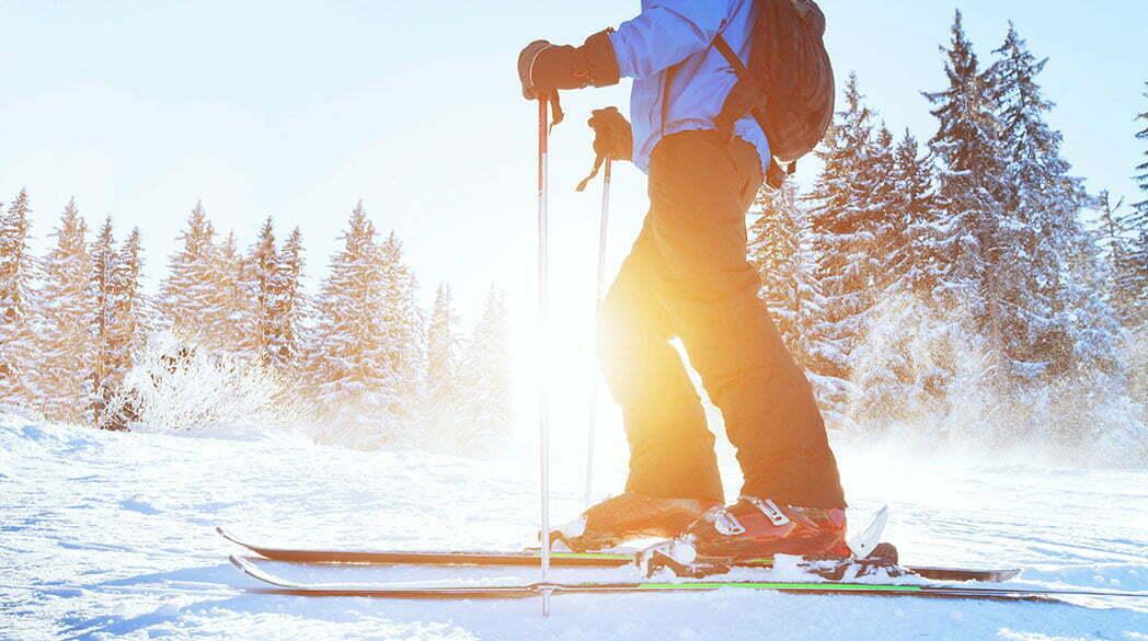 Skifahrer-Knigge