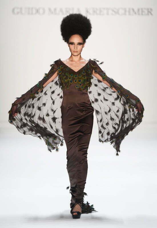 Guido Maria Kretschmer Show - Mercedes-Benz Fashion Week Autumn/Winter 2013/14