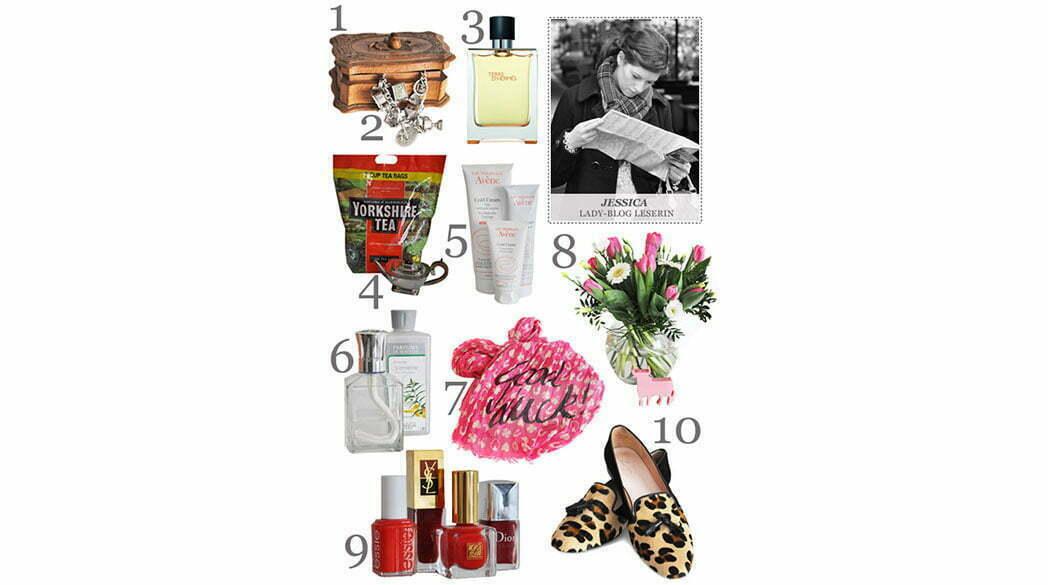 Jessicas Love-List: 10 Dinge, die mich glücklich machen
