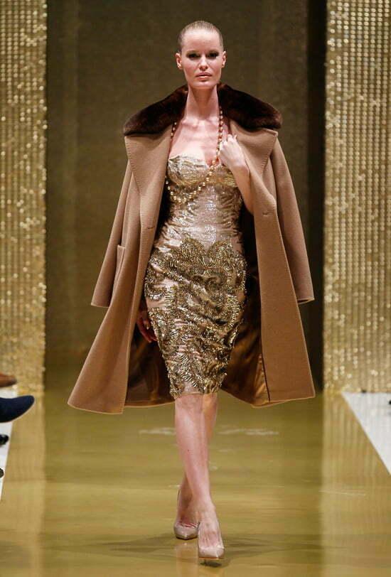 Basler Show - Mercedes-Benz Fashion Week Autumn/Winter 2013/14