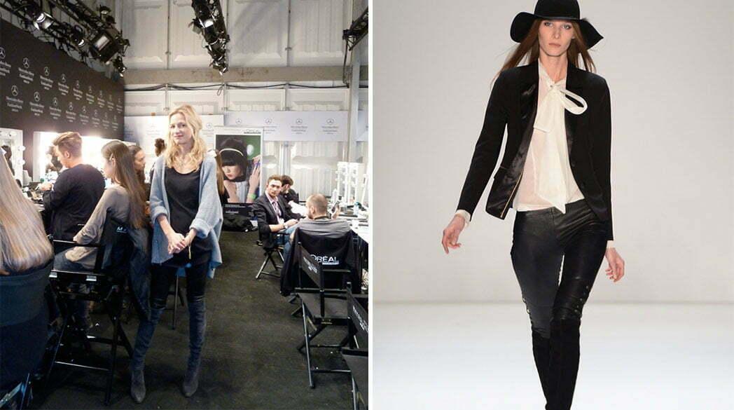 Berliner Fashion-Week: Interview mit C'est Tout