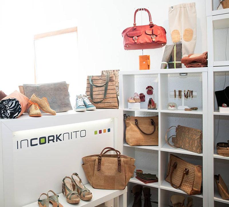 Mode aus Kork von Incorknito