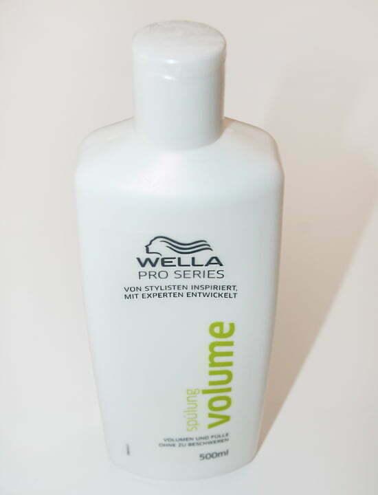 Kosmetik-Check: Die Spülung der Wella Professionals-Serie schockierte