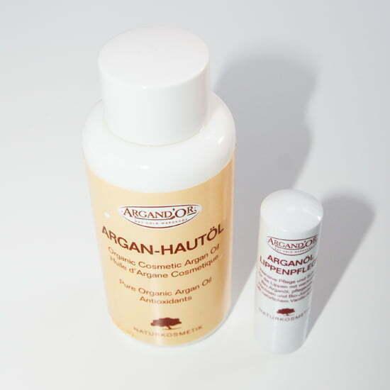 Kosmetik-Check: empfehlenswert sind jedoch die Produkte von Argand'or