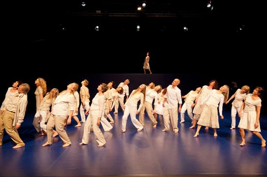 Vertrauensselig | Probe 03.01.2013 | Theaterlabor | Zeitsprung