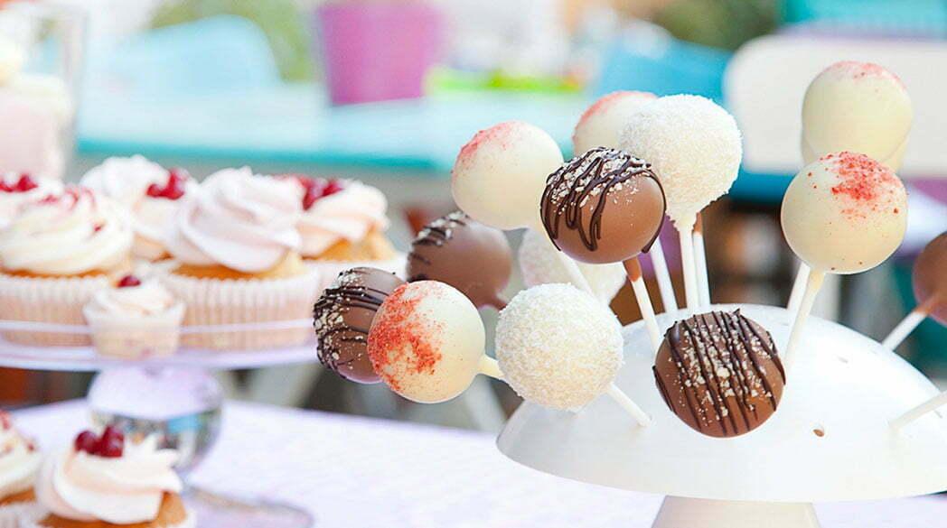 Der Lady-Tipp: Cakes Pops zum Valentinstag