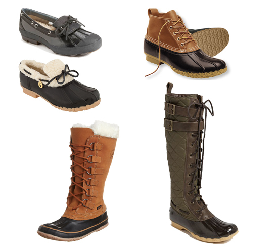 duck boots-2