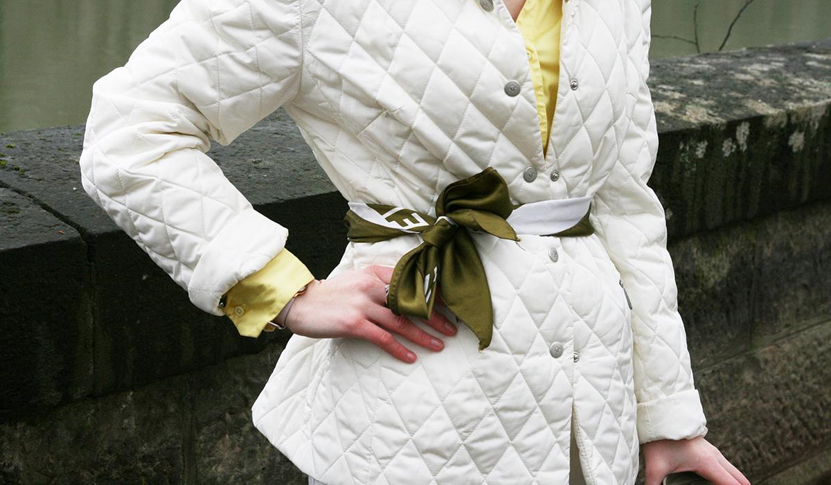 Outfitpost: Der Frühling wird gelb!