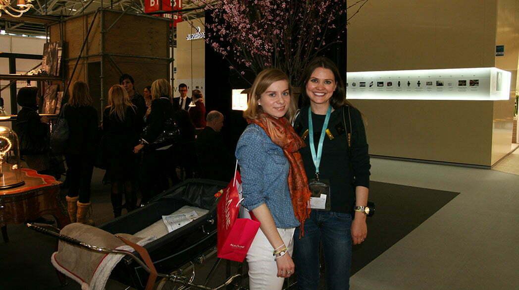 Der Lady-Blog auf der Inhorgenta in München