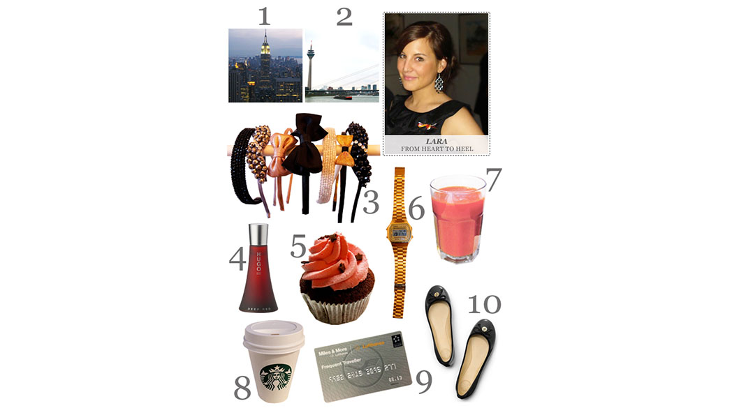 Love-List Lara vom Blog From Heart to Heel