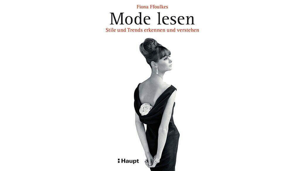 """Buch """"Mode lesen"""" von Fiona Ffoulkes"""