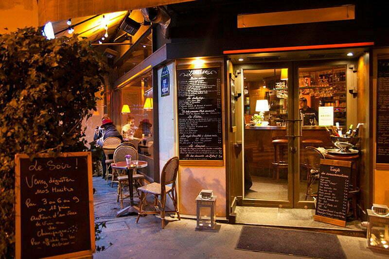 Paris-Tipps: Saint Germain bei Nacht