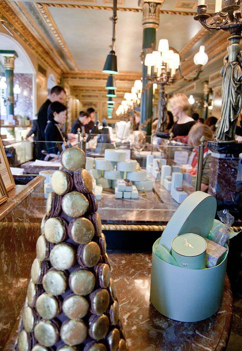 Paris-Tipps: Ladurée