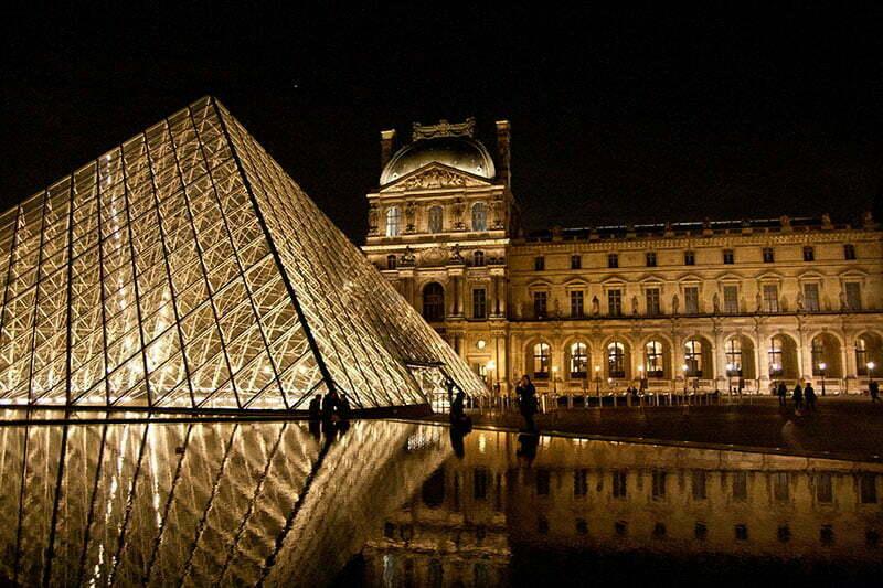Paris-Tipps: Louvre bei Nacht