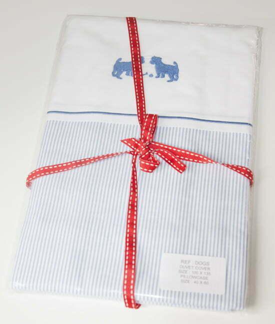 Petit Filou: Klassische Kinderbettwäsche
