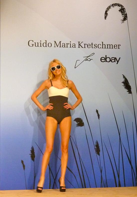 Guido Maria Kretschmer für Ebay