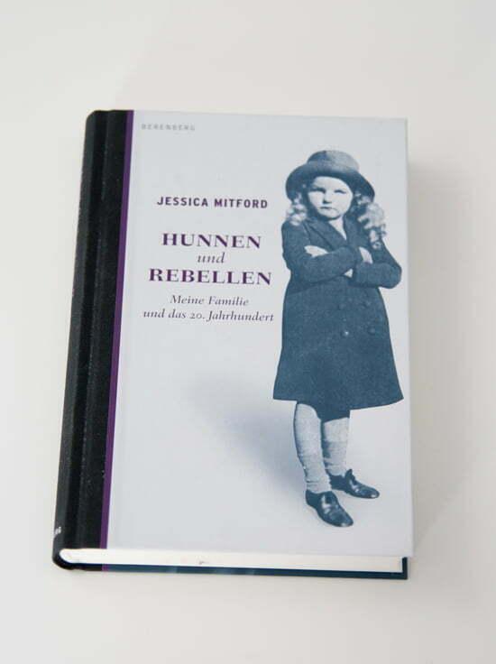 Jessica Mitford: Hunnen und Rebellen
