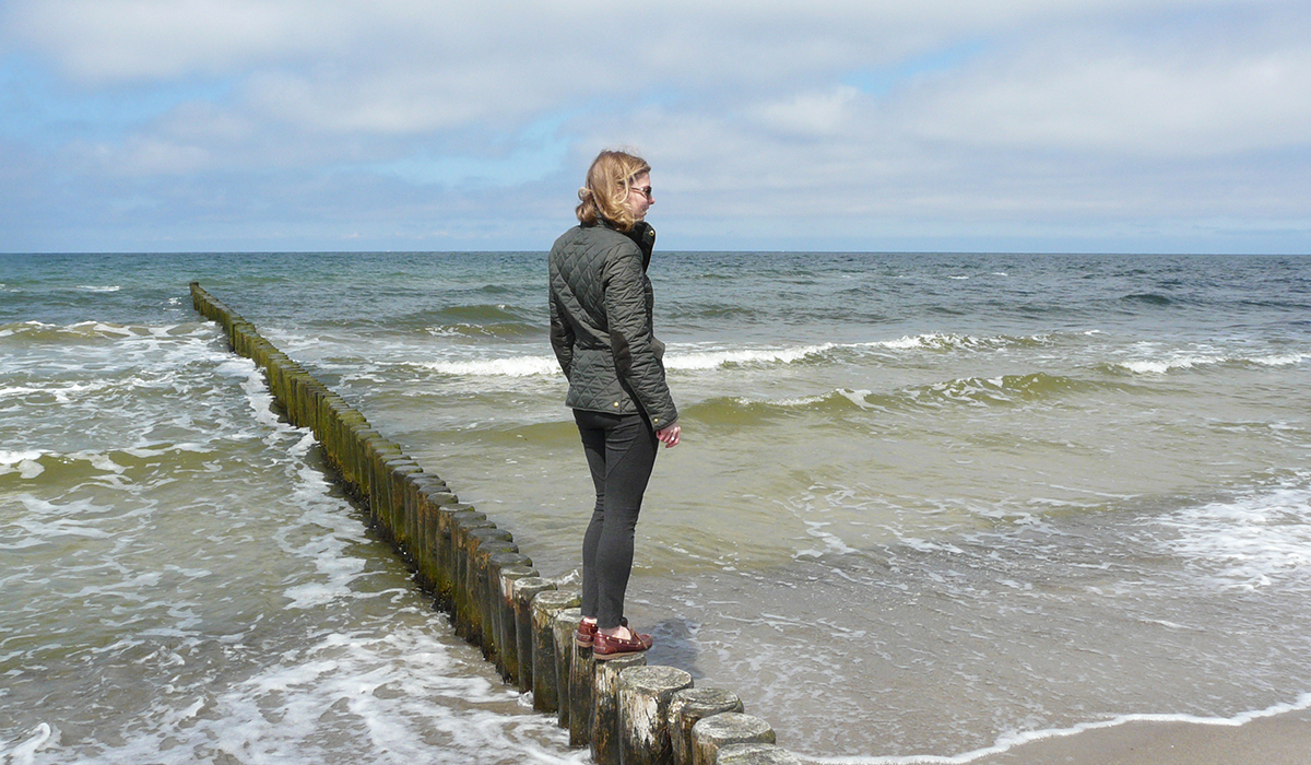 Outfitpost: Mit Joules & Timberland an der Ostsee