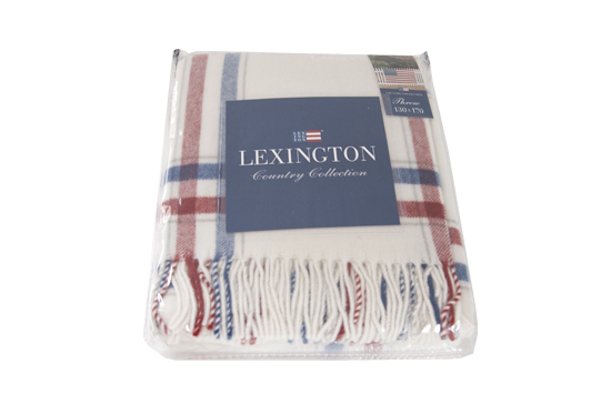Wolldecke von Lexington