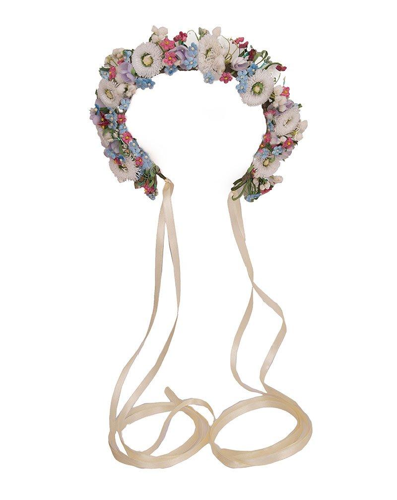 Blumen-Kopfschmuck von miss lillys hats