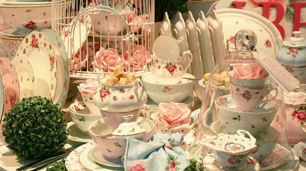 Kitchen Cabinet: Hier gibt's britisches Geschirr!