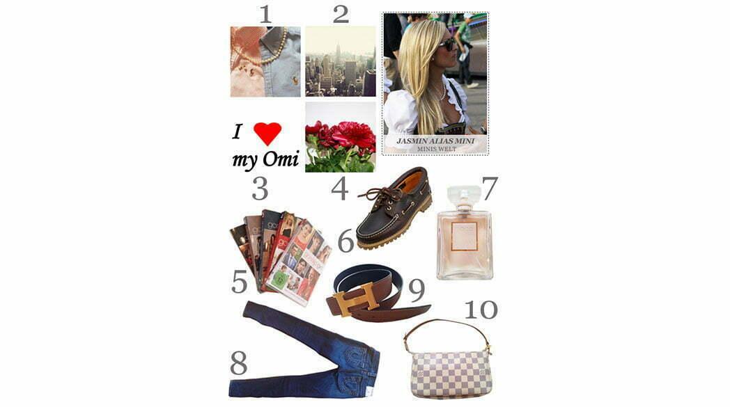 Minis Love-List: 10 Dinge, die mich glücklich machen