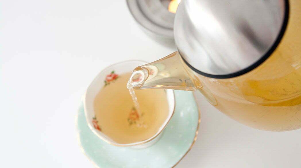 Der Lady-Blog testet: Teekanne von WMF
