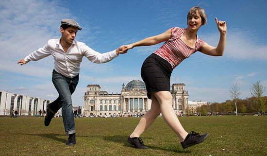 Swing in Berlin