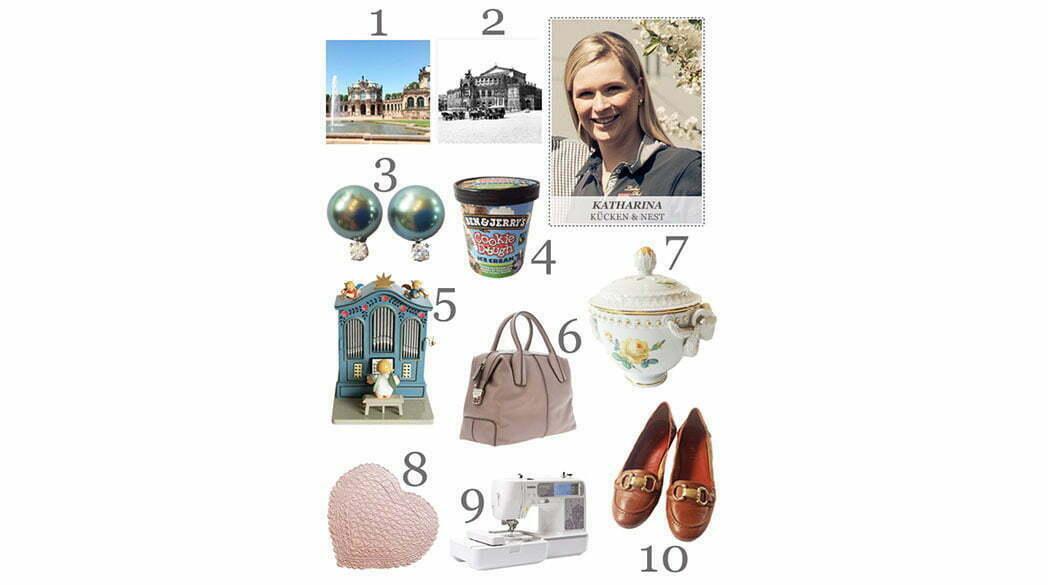 Katharinas Love-List: 10 Dinge, die glücklich machen