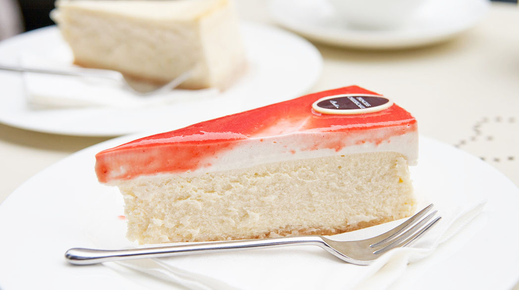 Berlins bester Käsekuchen: Princess Cheesecake Bakery
