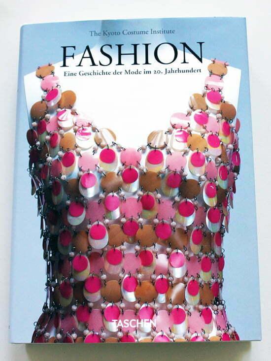 FASHION - Eine Geschichte der Mode des 20. Jahrhunderts TASCHEN-Verlag