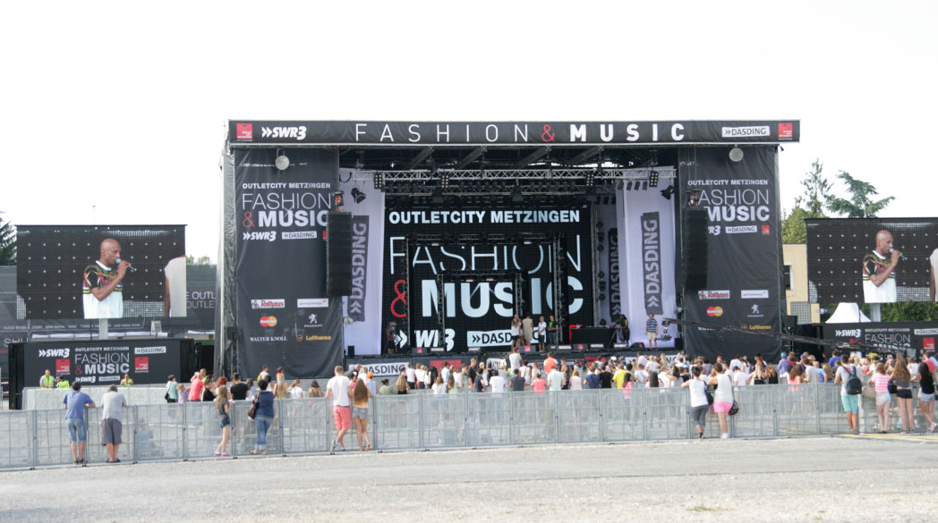 Der Lady-Blog auf der Fashion & Music 2013