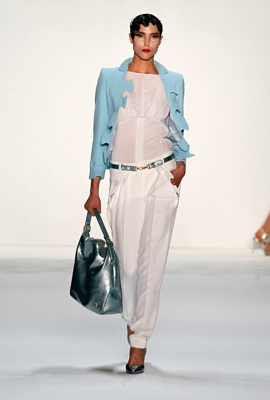 Guido Maria Kretschmar Show - Mercedes-Benz Fashion Week Spring/Summer 2014