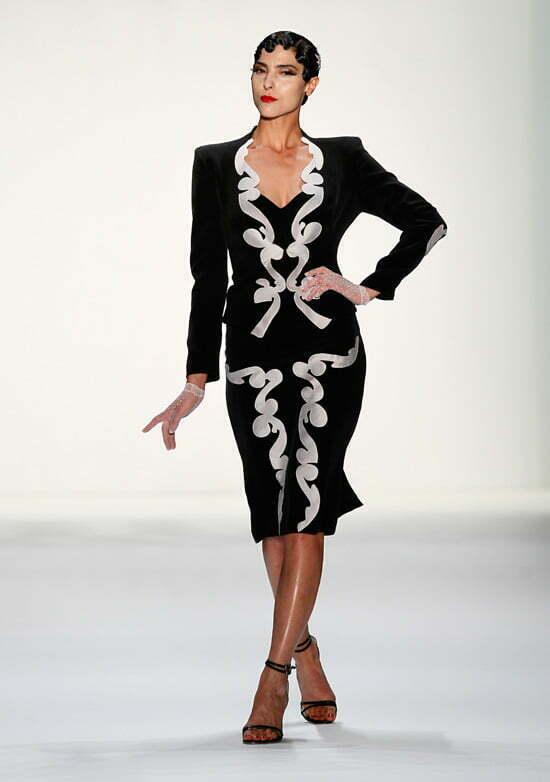 Guido Maria Kretschmar Show - Mercedes-Benz Fashion Week Spring/Summer 2014