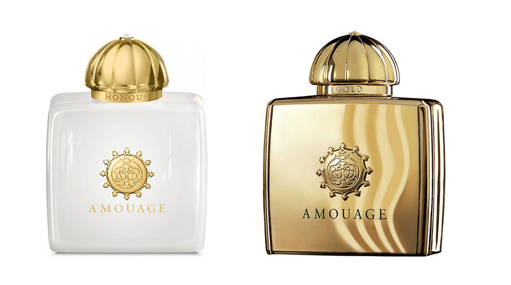 Amouage HONOUR WOMAN und GOLD WOMAN