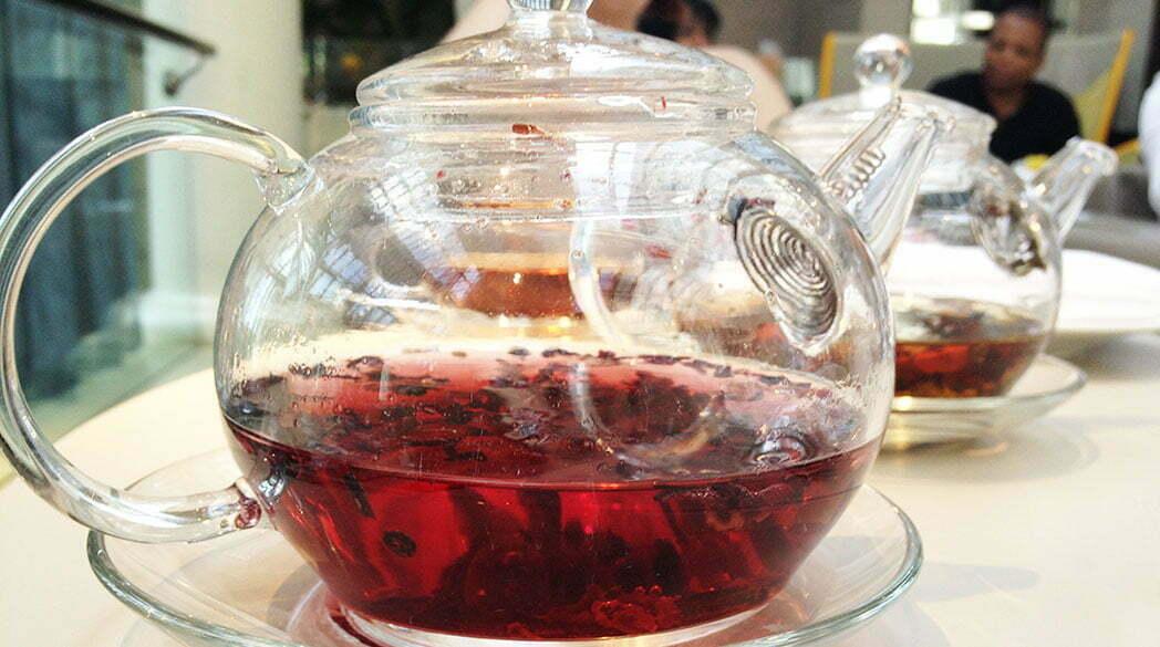 London: Afternoon Tea im Meridien Piccadilly