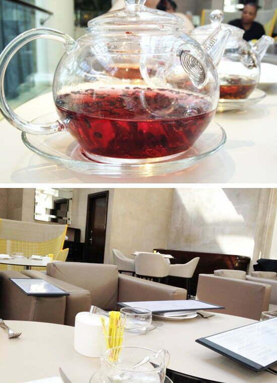 Afternoon Tea im Meridien Piccadilly London