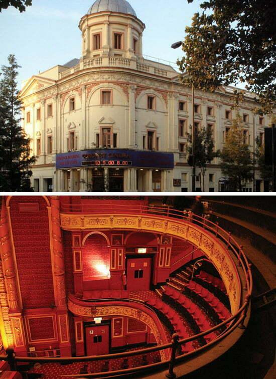 Coronet Cinema: Ein Kinobesuch in Notting Hill