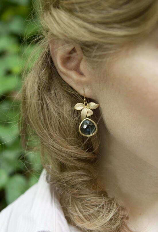Tropfen-Ohrringe von SchwesterSchwester