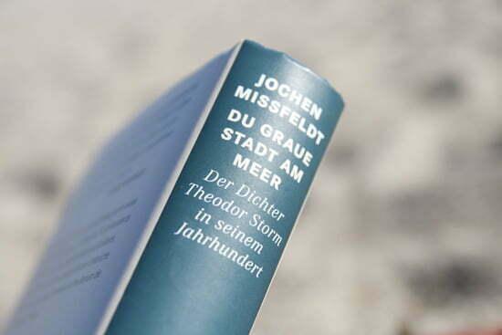 """Jochen Missfeldt """"Du graue Stadt am Meer - Der Dichter Theodor Storm in seinem Jahrhundert"""""""