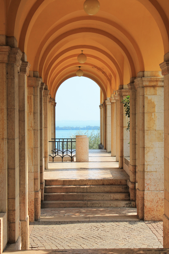 Gardasee-Tipps: Villa von d'Annunzio